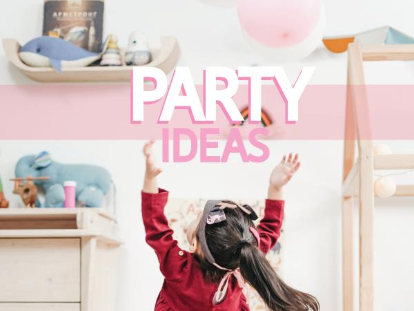 ideas de fiesta cachivache kids